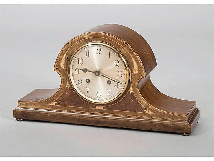 A GERMAN TABLE CLOCK, CIRCA 1910