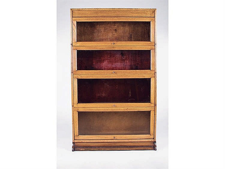 A BARRISTER BOOKCASE