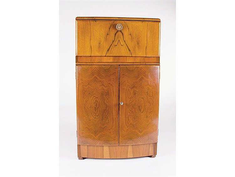 A BAR CABINET, CIRCA 1960-1970