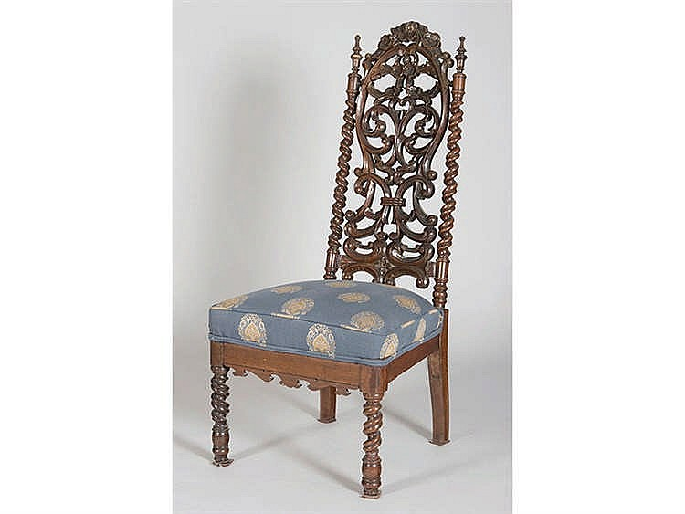 AN ENGLISH STYLE CHAIR