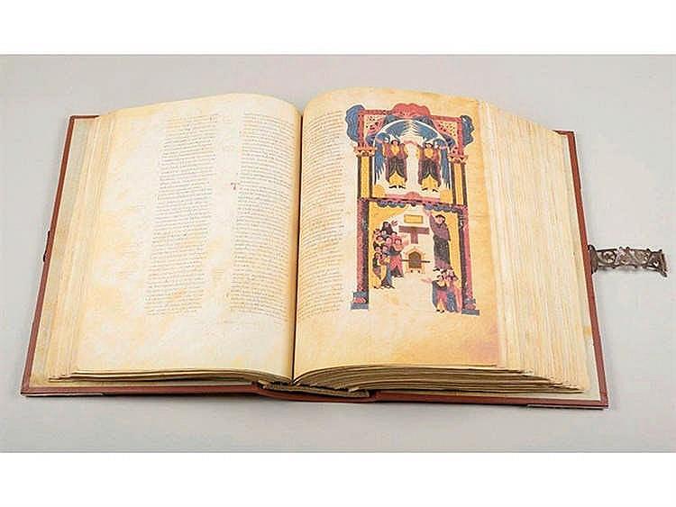 VISIGOTHIC BIBLE