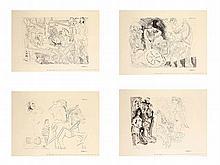 PABLO RUIZ PICASSO (Malaga, 1881-Mougins, 1973) SUITE 347