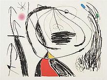 JOAN MIRÓ (Barcelona, 1893-Palma de Mallorca, 1983) Serie Mallorca