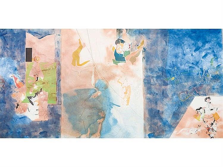 JORGE CASTILLO (Pontevedra, 1933) Untitled