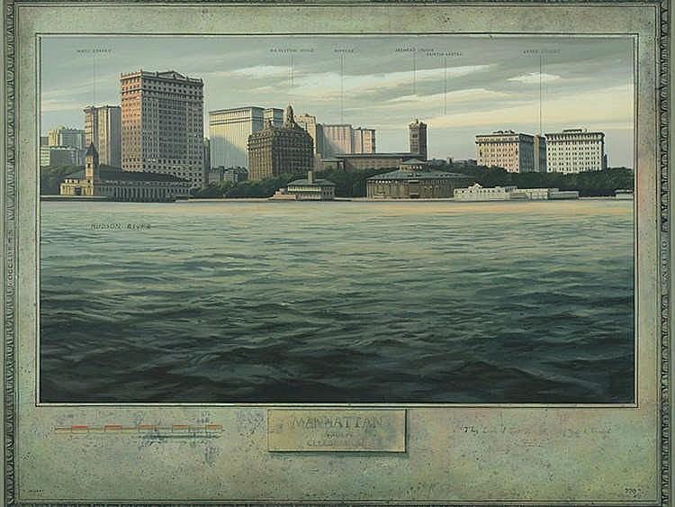 JESÚS MARÍA LAZKANO (Vergara, Guipúzcoa, 1960) Manhattan