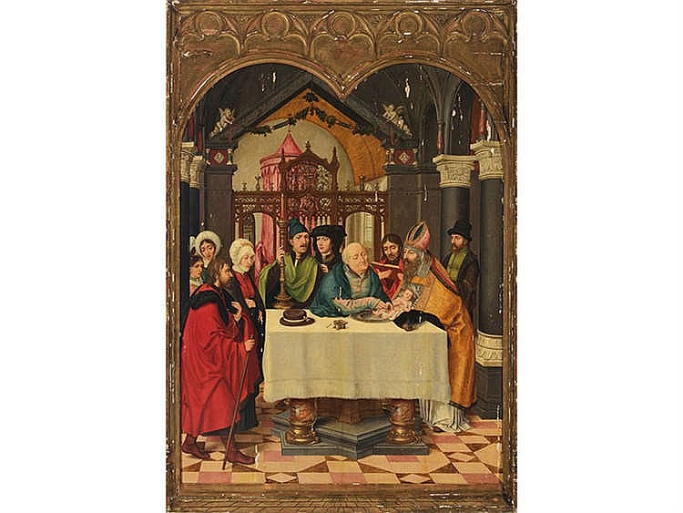 SCHOOL OF ANTWERP, CIRCA 1530 The Circumcision