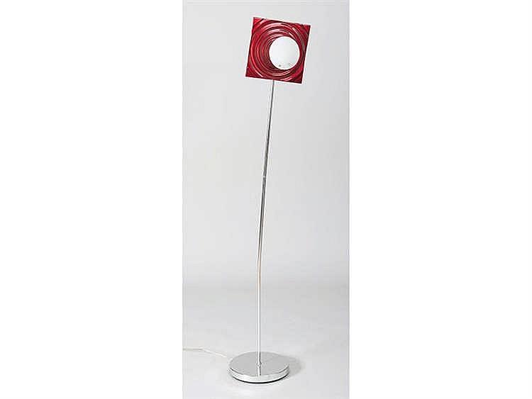 A FLOOR LAMP, CIRCA 1960