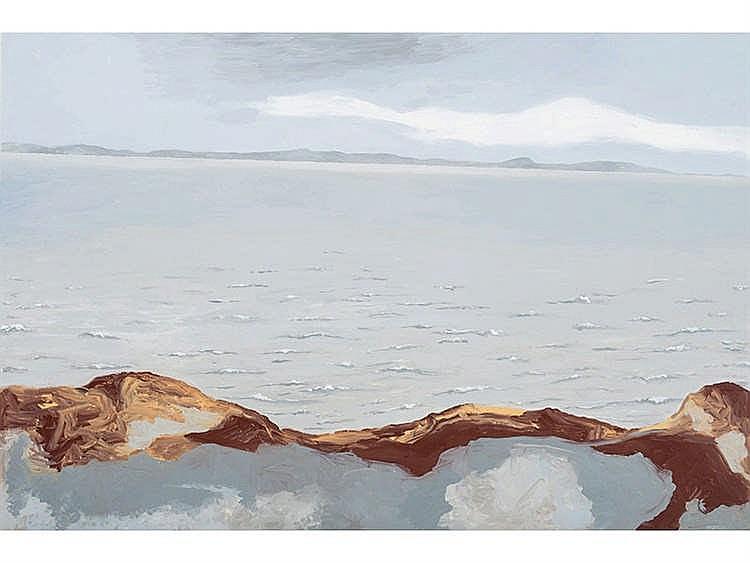 JORGE CASTILLO (Pontevedra, 1933) El rey de las olas.