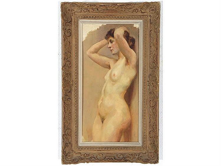 JOHN (England, 1920-1930) Female Nude