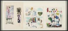 LORENZO COMPANY SANFÉLIX (Valencia, 1954-2005) Collage