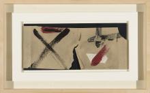ANTONI TÁPIES (Barcelona, 1923-2012) Untitled ( 1964)