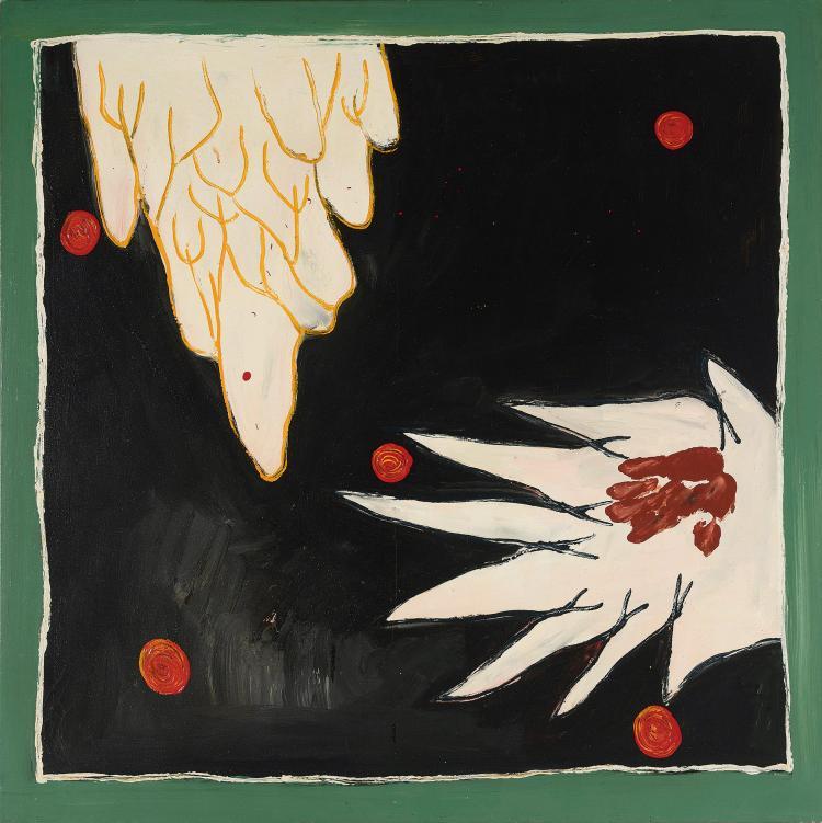 FERRÁN GARCÍA SEVILLA (Palma de Mallorca, 1949) Untitled, 1989