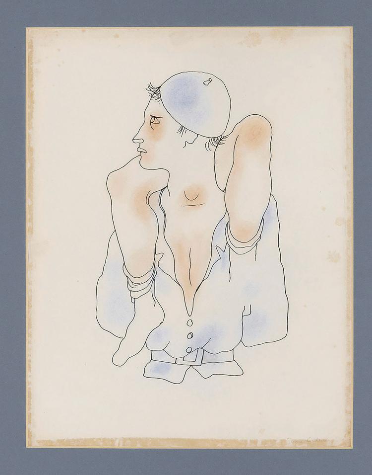 JEAN COCTEAU (Maisons-Laffitte, Francia, 1889 – Milly-la-Forêt, Francia, 1963) Personaje