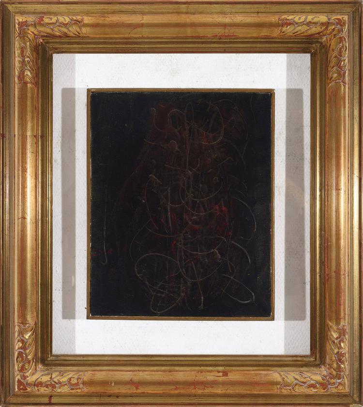 MODEST CUIXART (Barcelona, 1925 - Palamós, 2007) Untitled