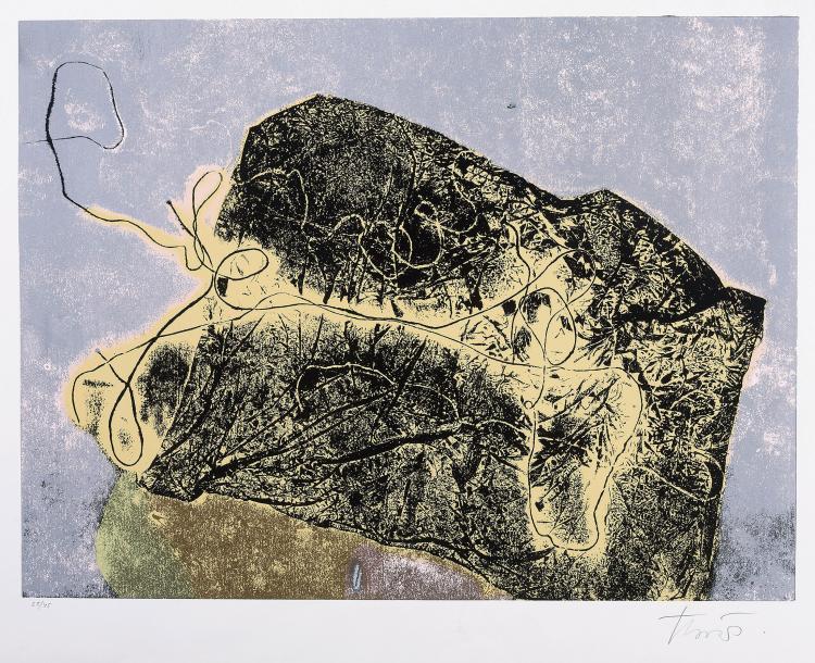 JOAN - JOSEP THARRATS (Gerona, 1918 - Barcelona, 2001) Untitled