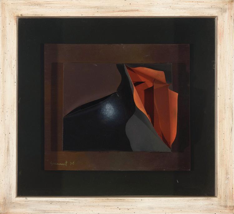 JOSE GUINOVART (Barcelona, 1927-2007) Untitled