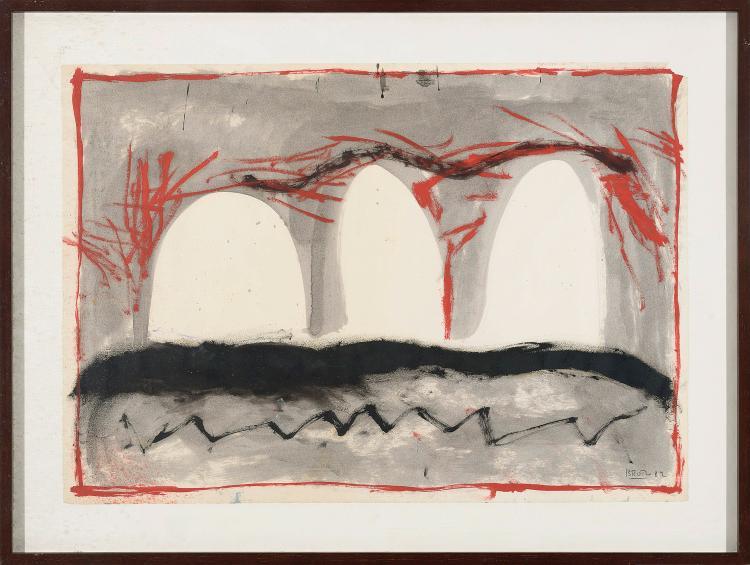 JOSE MANUEL BROTO (Zaragoza, 1949) Untitled