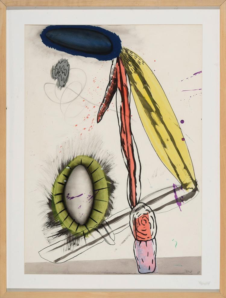 JAVIER PAGOLA (San Sebastián, 1955) Composición equilibrada