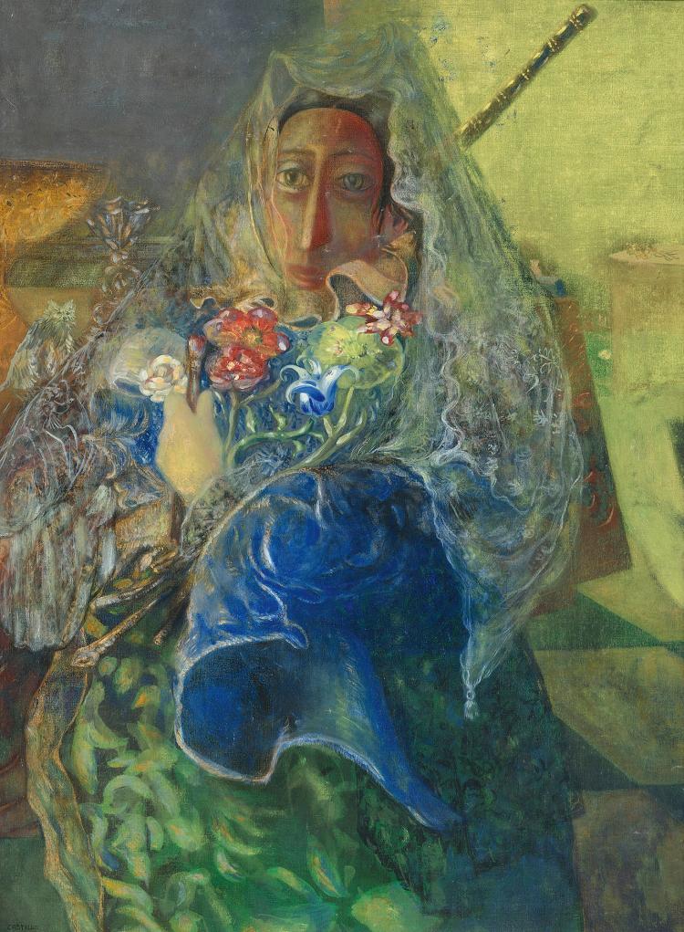 JORGE CASTILLO (Pontevedra, 1933) María Elena