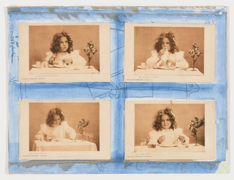ÁNGEL BOFARULL (Barcelona, 1957) Untitled, 1992