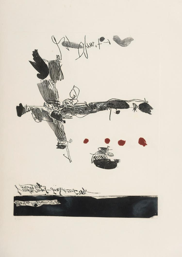 MANOLO MILLARES (Las Palmas de Gran Canaria 1926-Madrid 1972) From the Discoveries Series