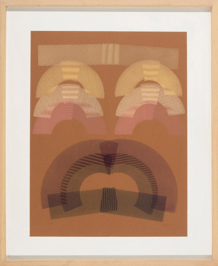 EUSEBIO SEMPERE (Onil, Alicante, 1923-1985) Homenaje a Picasso.1981