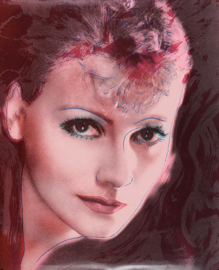 RUPERT JASEN SMITH New age ( Greta Garbo suite). 1988