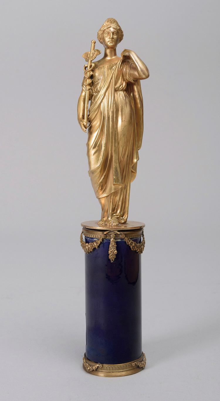 FRENCH SCHOOL, 19th C. Higea, diosa griega