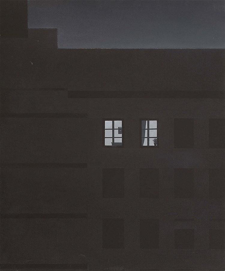 BENITO LOZANO (1958) Casa que tiene mi cuadro
