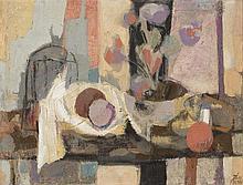 JULIÁN PEREZ MUÑOZ (Badajoz, 1927-Madrid, 2009) Still Life