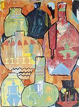 TERESA ROMÁN (1958) Alfarería