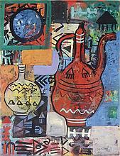 TERESA ROMÁN (1958) La tetera