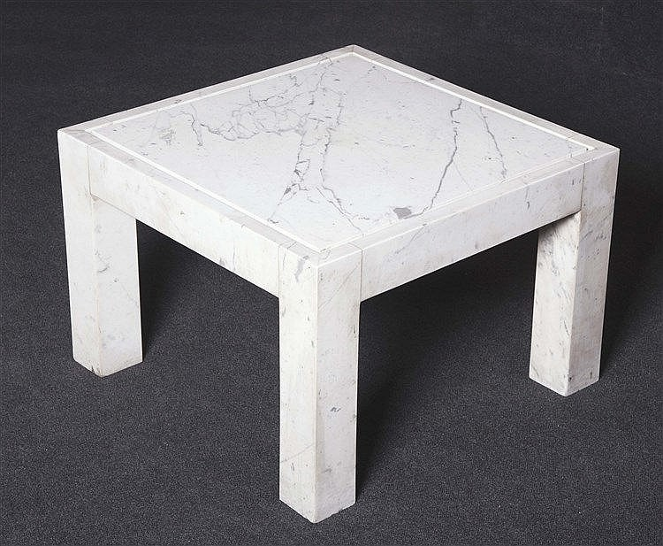 RAFAEL GARCIA DESIGN COFFEE TABLE, CIRCA 1970