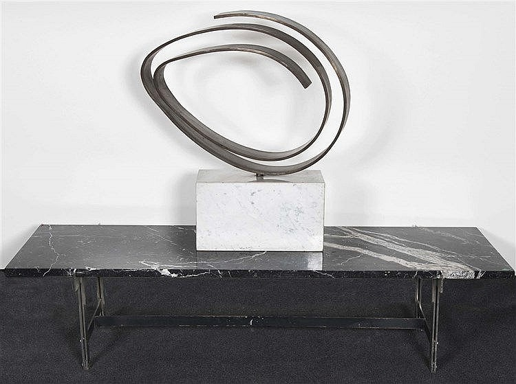 RAFAEL GARCIA DESIGN COFFEE TABLE, CIRCA 1960