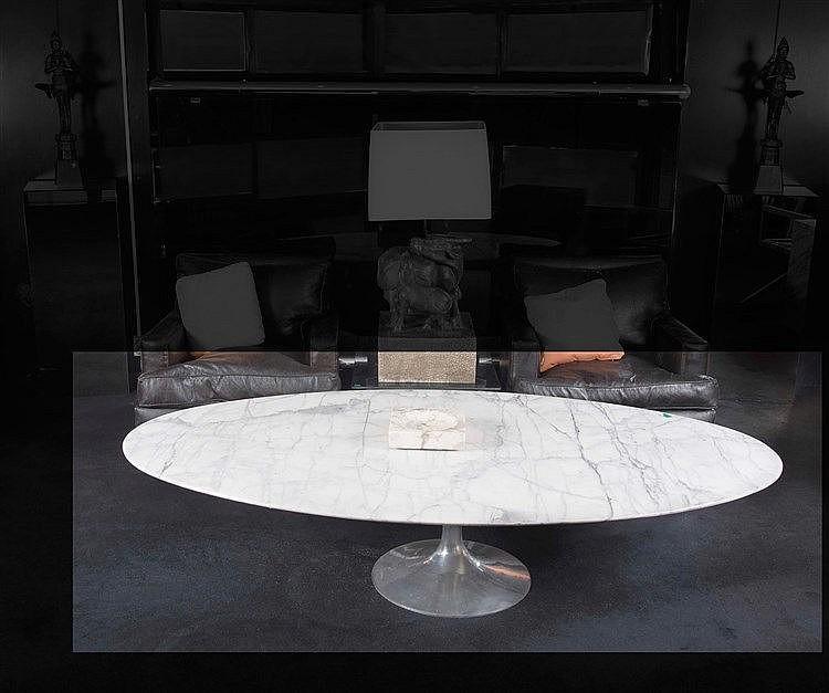 KNOLL INTERNATIONAL OVAL TABLE