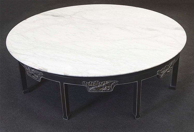 RAFAEL GARCIA DESIGN CENTER TABLE, CIRCA 1970