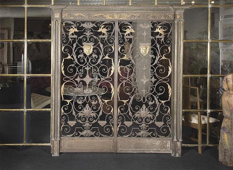 RAFAEL GARCIA DESIGN GATE, CIRCA 1950