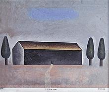 ANTONIO SANTOS (Lupiñén, Huesca, 1955) La casita de Louise