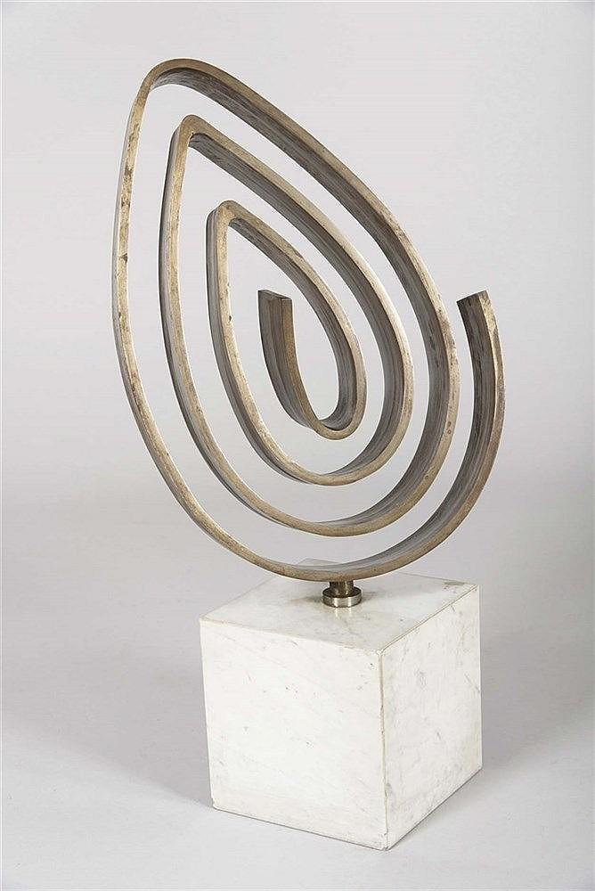 ALFONSO FRAILE (Marchena, 1930-Madrid, 1988) Espiral apuntada