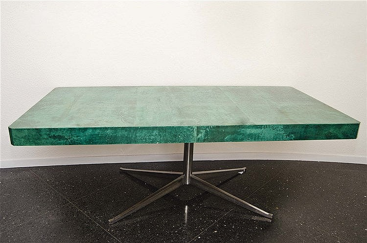 RAFAEL GARCIA DESIGN TABLE, CIRCA 1960