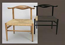 A NORDIC STYLE CHAIR, RAFAEL GARCIA DESIGN, CIRCA 1960-1970