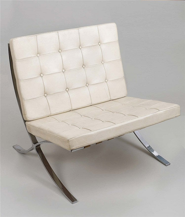 MIES VAN DER ROHE DESIGN CHAIR