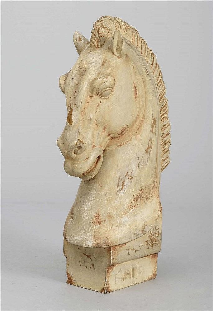 RAFAEL GARCIA DESIGN HORSE HEAD