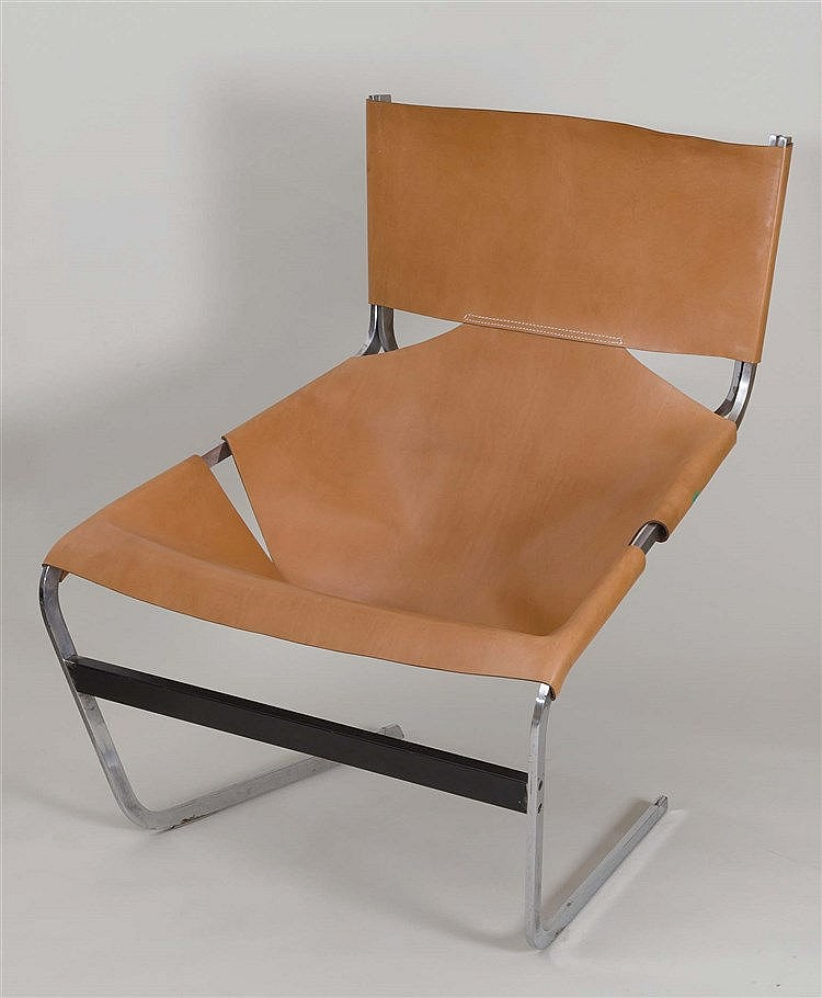 PIERRE PAULIN DESIGN CHAIR, 1963