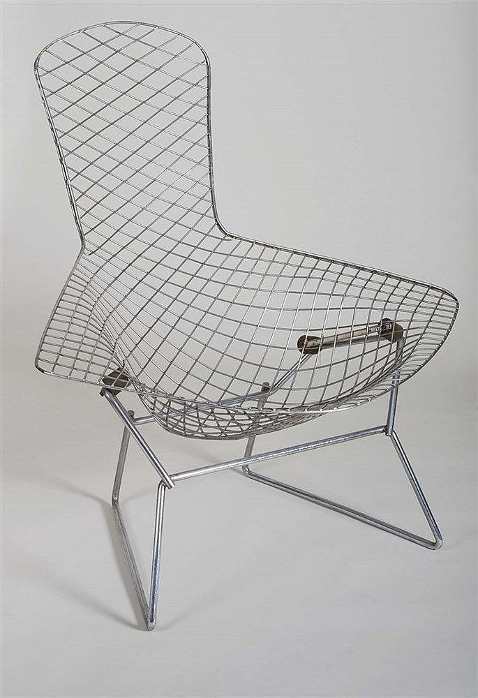HARRY BERTOIA DESIGN CHAIR