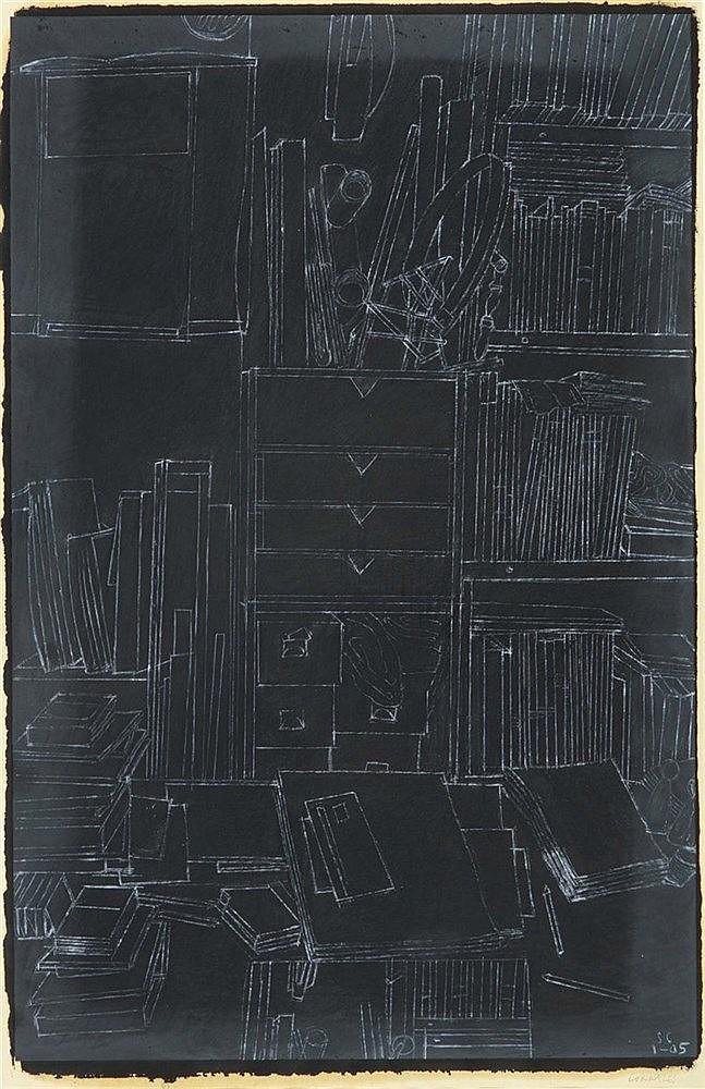 SERVANDO CORRALES (1952) En el subsuelo