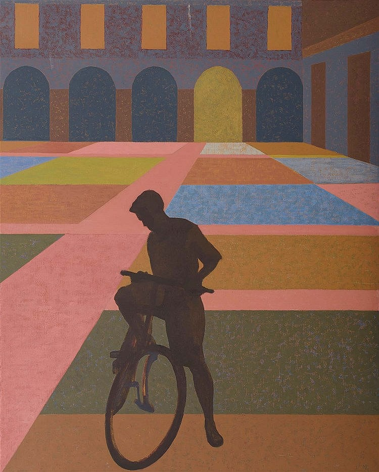 MUTSUMI MIYAHARA (Contemporary school) Bicycle