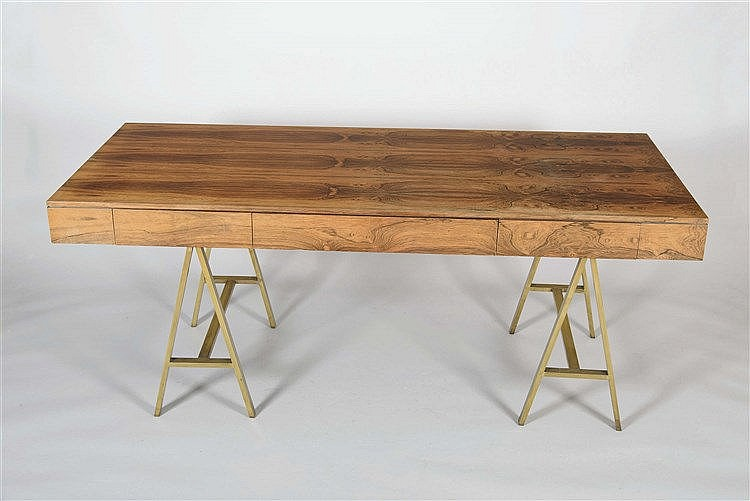 RAFAEL GARCIA DESIGN WRITING DESK, CIRCA 1960