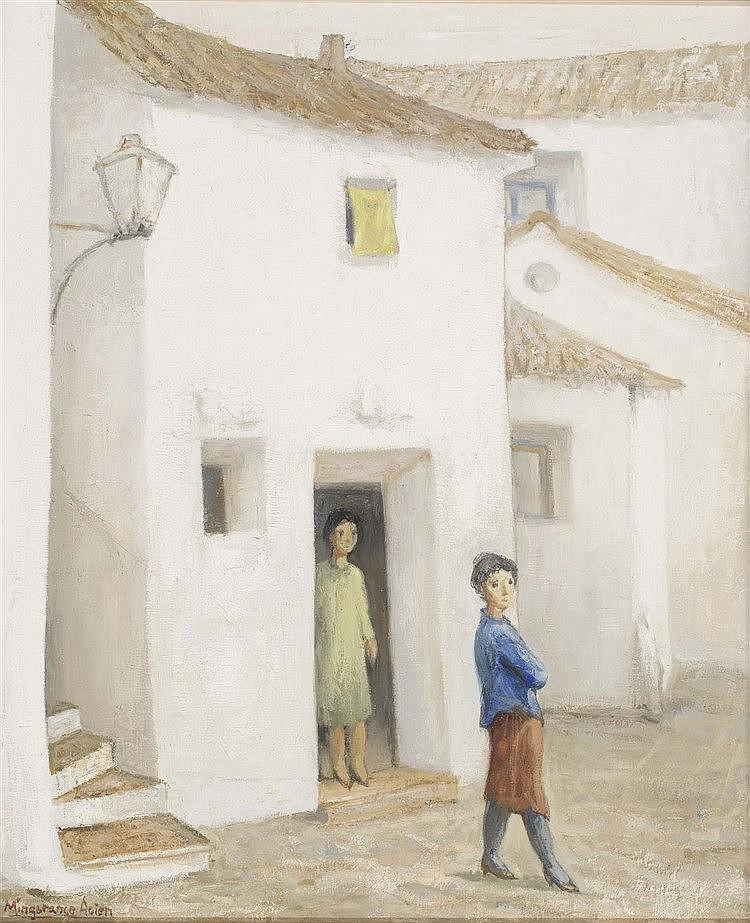 MANUEL MINGORANCE (1920-2014) Un día sin sol en la blanca Ronda