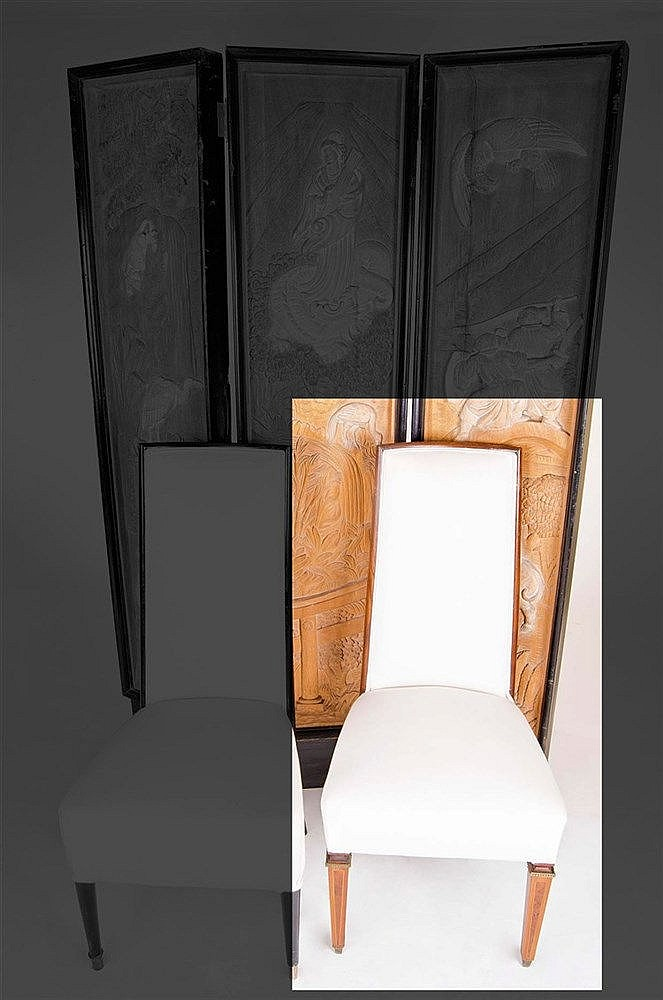 RAFAEL GARCIA DESIGN CHAIR, CIRCA 1955